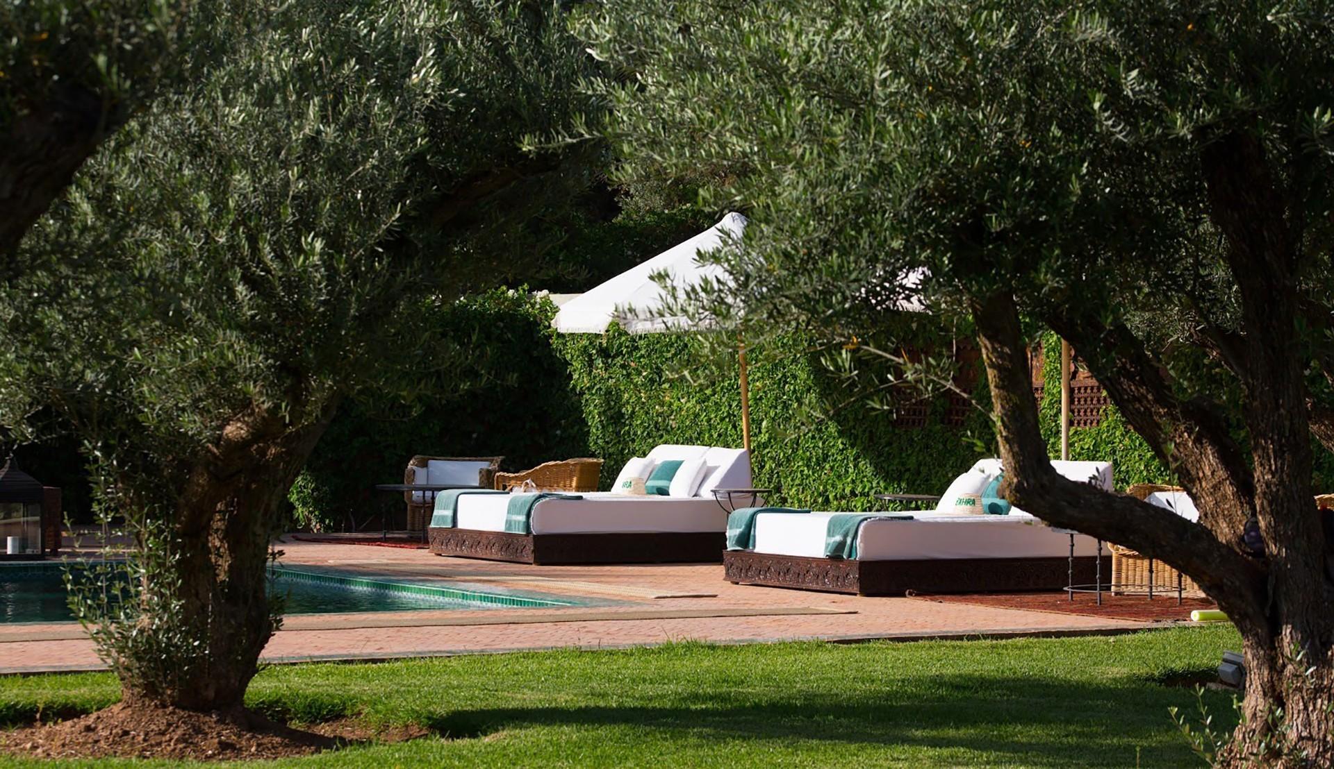 louer de villa Halal à Marrakech