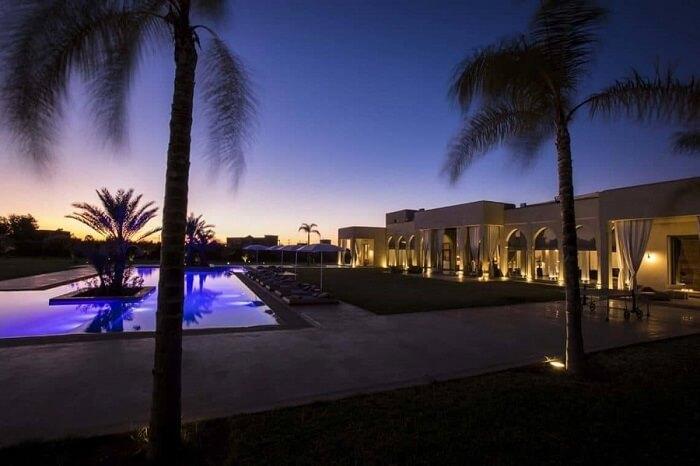 Villa Dem Dem a louer à Marrakech
