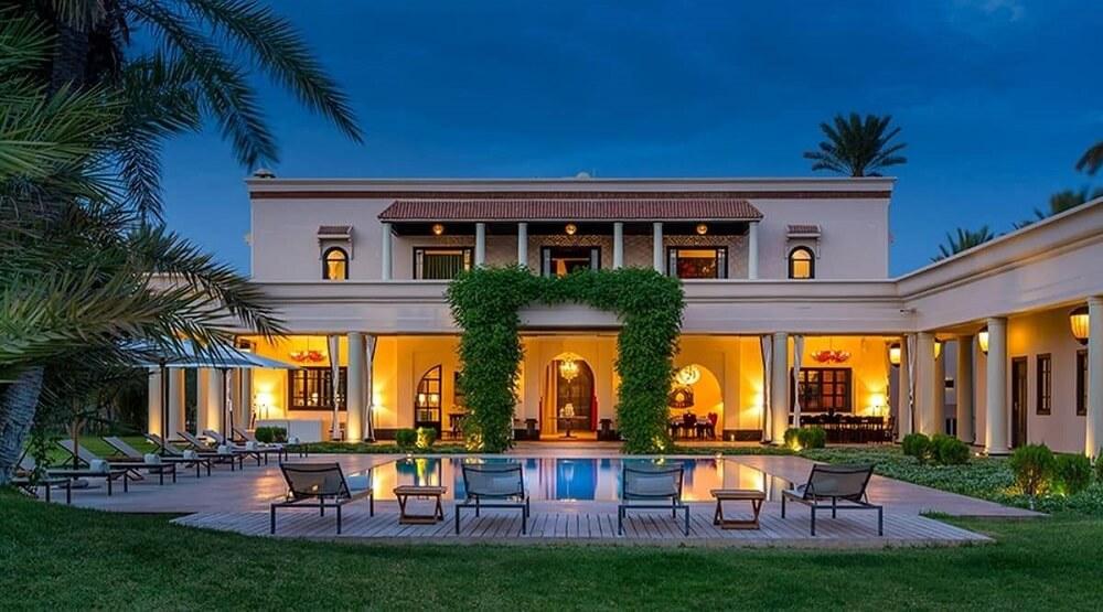 Villa Janna a louer à Marrakech