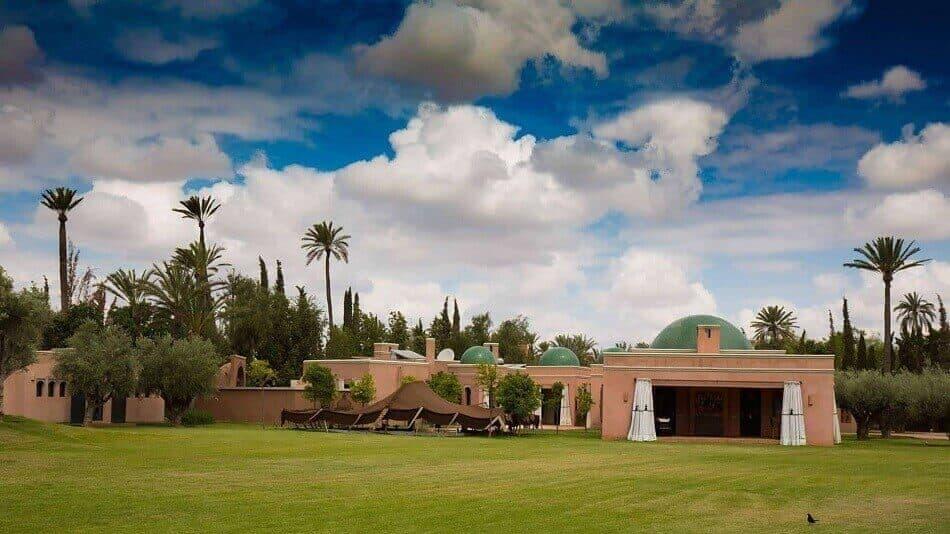 Villa les Oliviers a louer à Marrakech