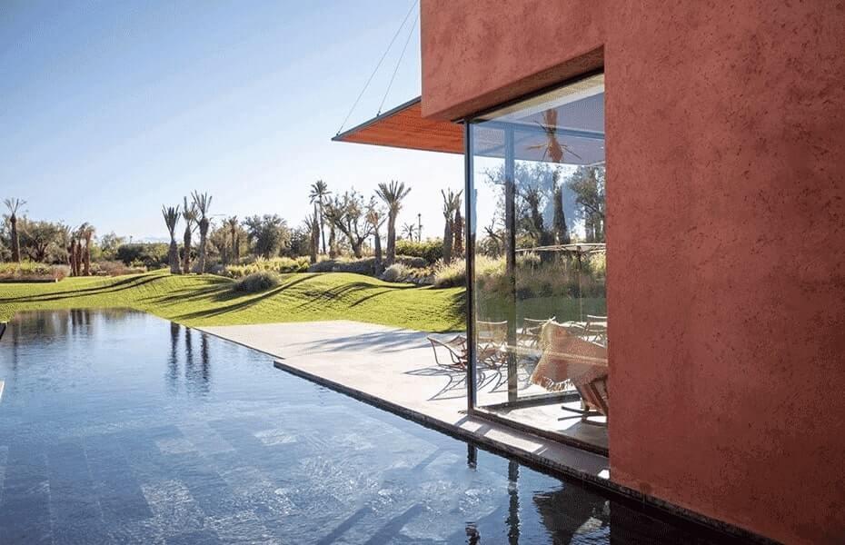 Villa WO en location in Marrakech
