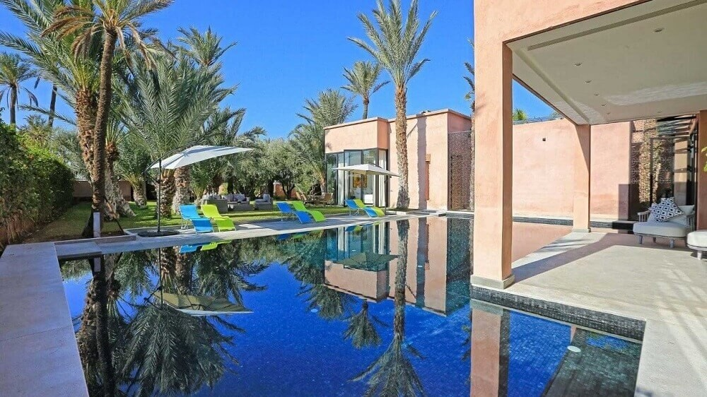halal villa marrakech