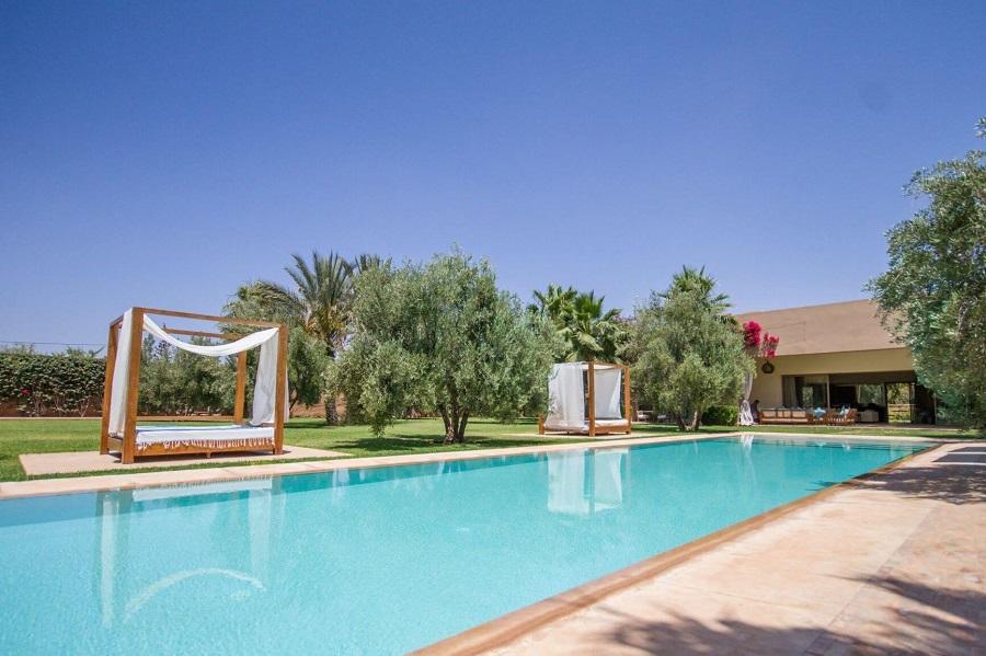 louer Villa Indy à Marrakech