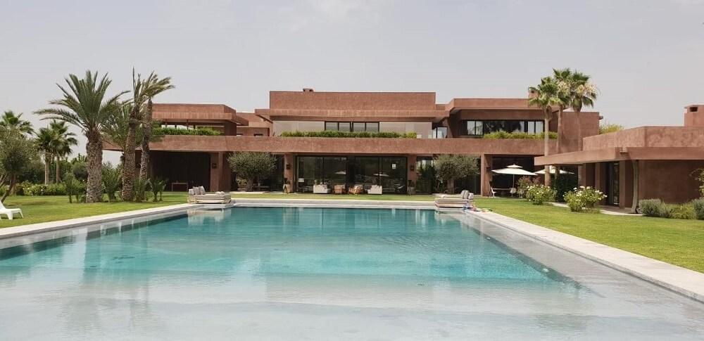 Villa Kanya en location in Marrakech