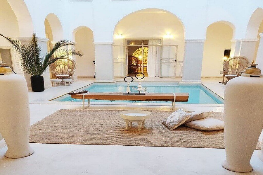 Riad Ana a louer à Marrakech
