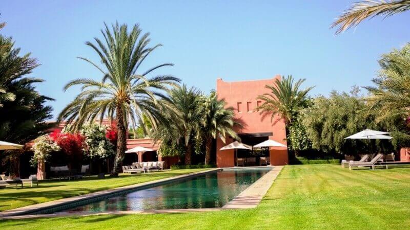 Villa Lip a louer à Marrakech