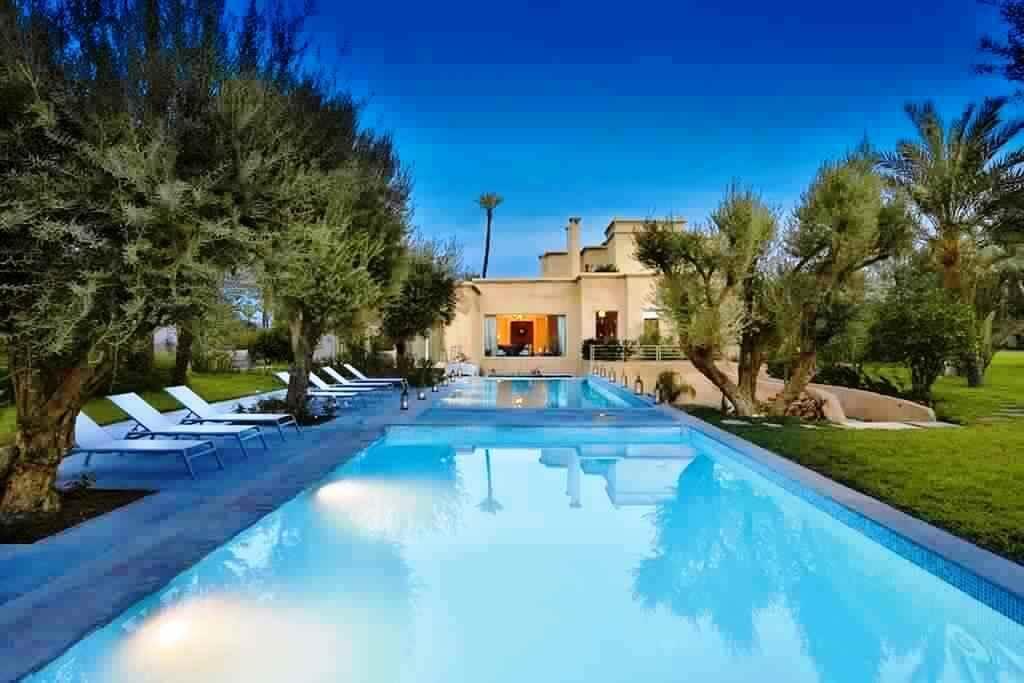 louer Villa Kira à Marrakech
