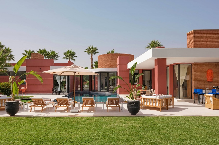louer Villa Loubane à Marrakech