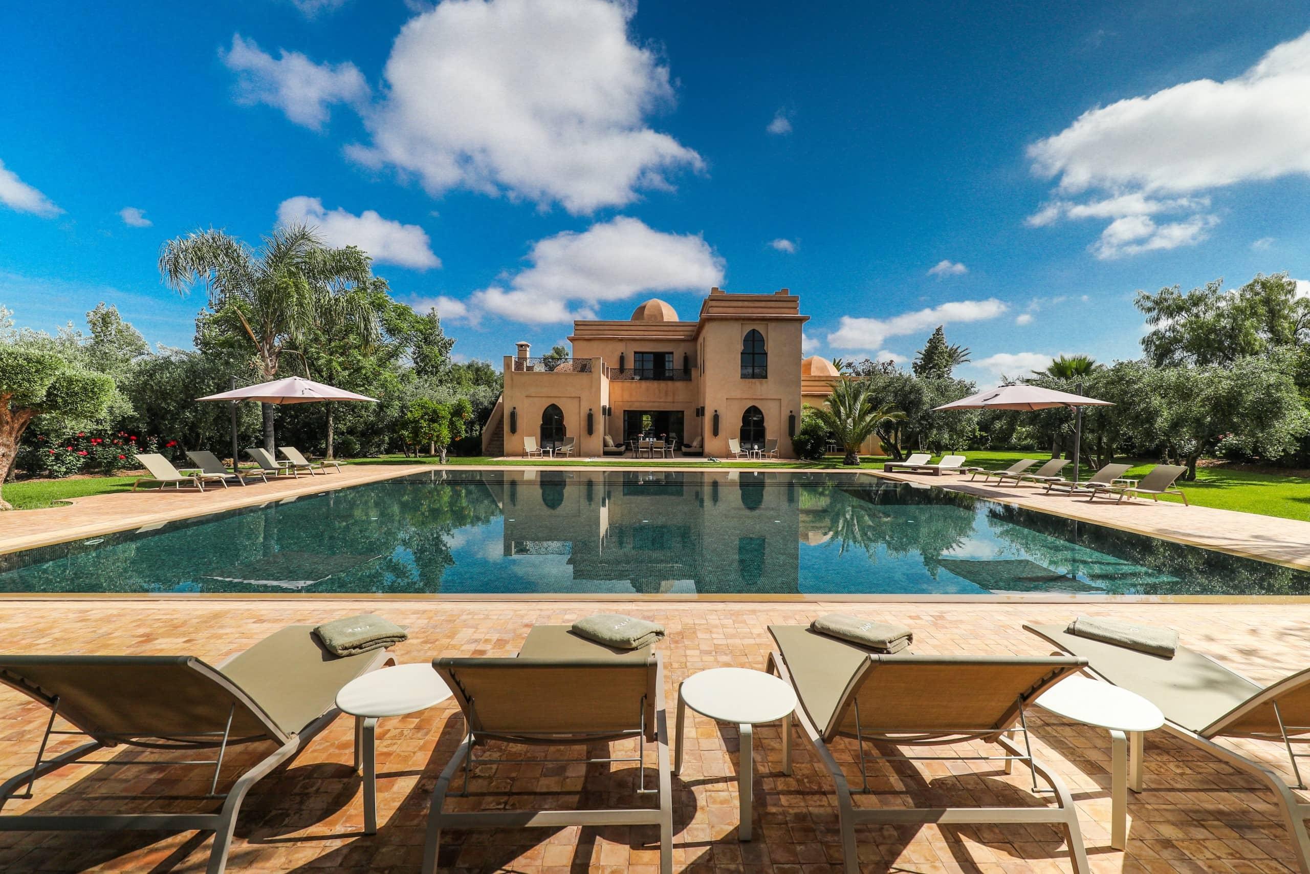 louer Villa Barth à Marrakech