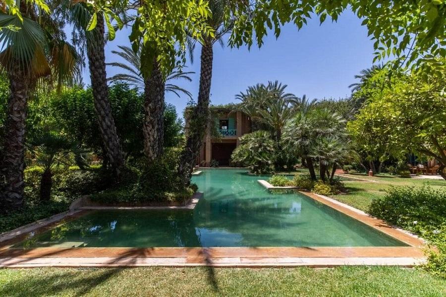 louer Villa El Hana à Marrakech