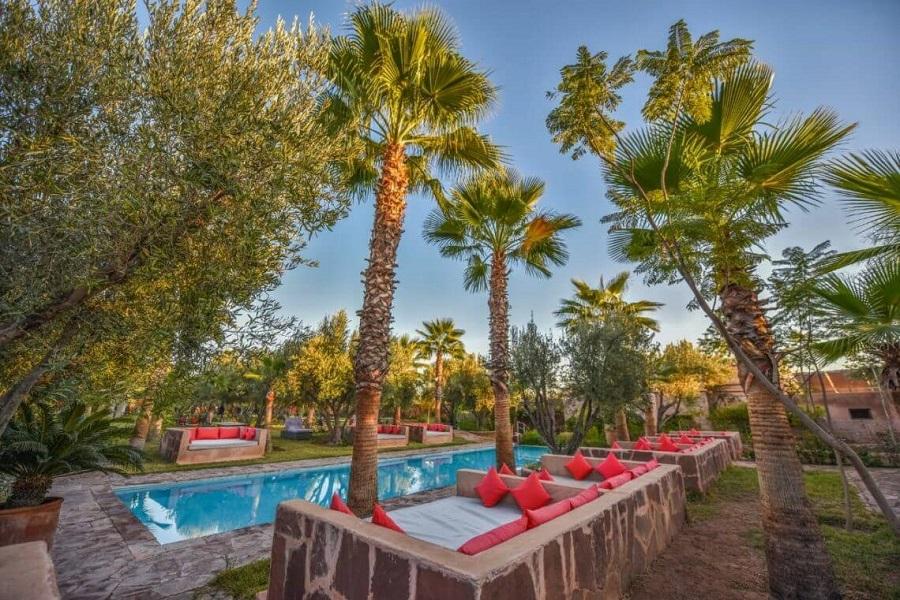 louer Villa Le Clos à Marrakech