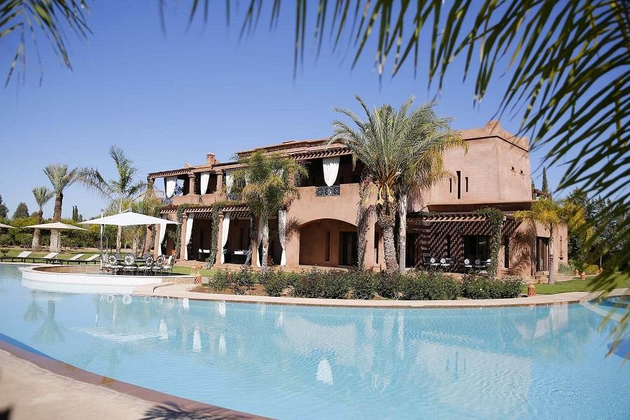 louer Villa Jade à Marrakech