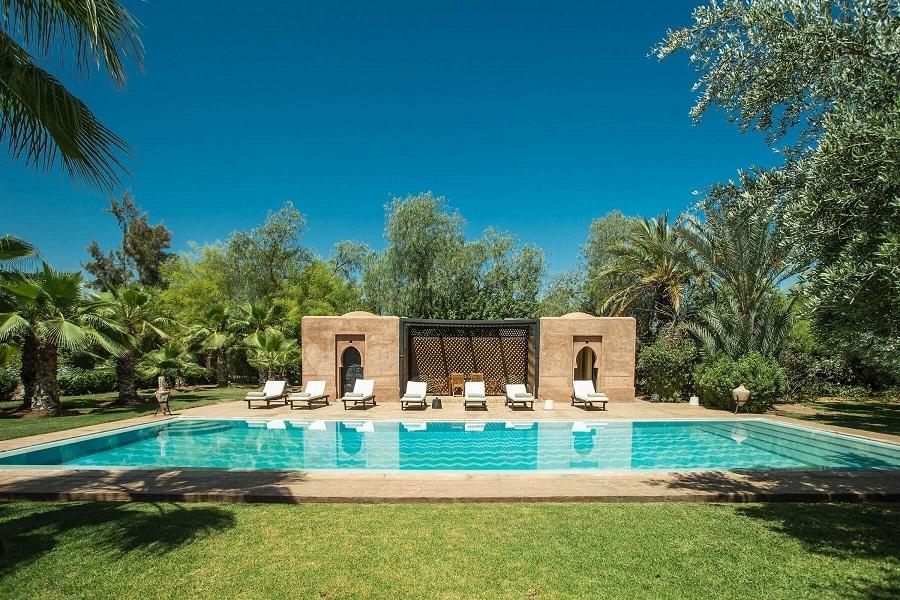 louer Villa Dadi à Marrakech