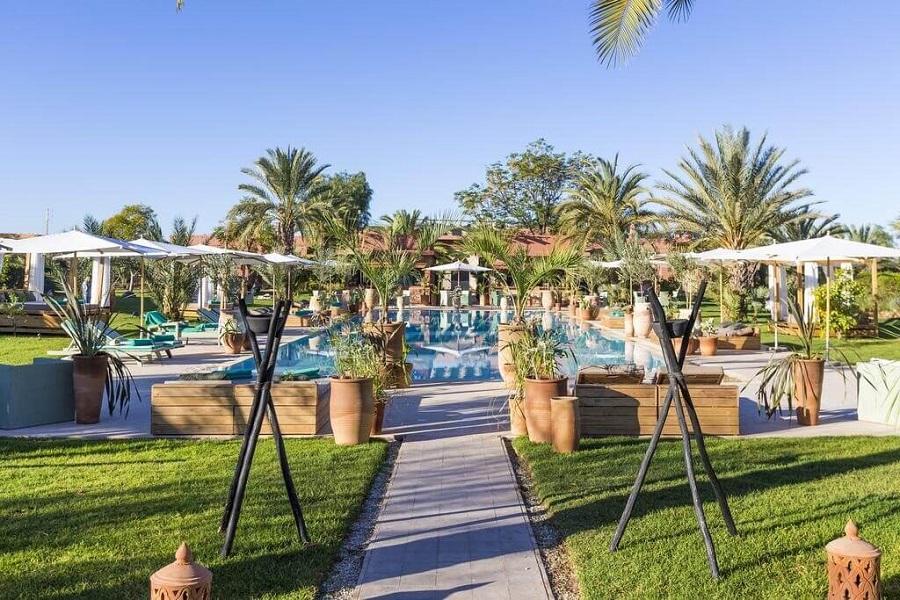 louer Villa May à Marrakech