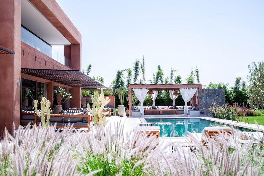 louer Villa SOU à Marrakech