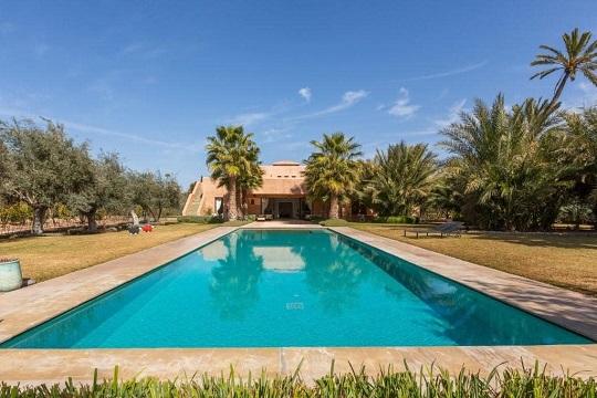 louer Villa Mika à Marrakech